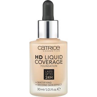 Catrice HD Liquid Coverage Foundation #030 Sand Beige