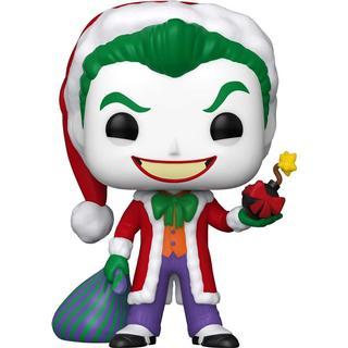 Funko POP Heroes: DC Holiday Santa Joker