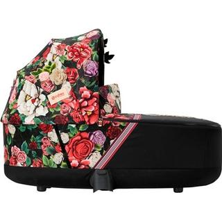 Cybex Priam/e-Priam Lux Carry Cot Spring Blossom Dark