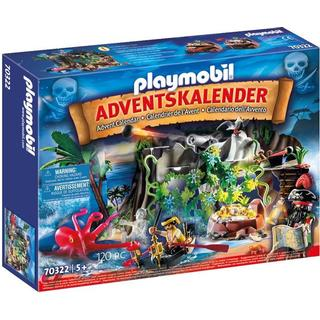 Playmobil Pirate Cove Treasure Hunt for the Advent 70322