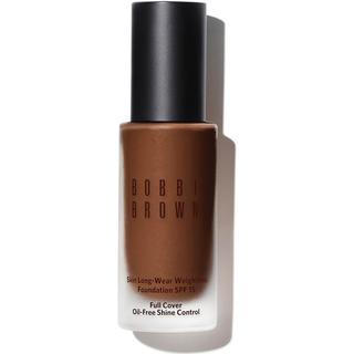 Bobbi Brown Skin Long-Wear Weightless Foundation SPF15 #090 Neutral Walnut