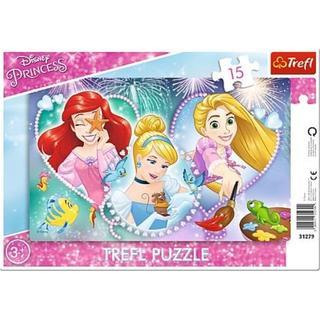 Trefl Three Smiling Princesses