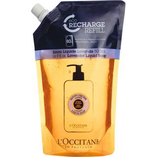 L'OCCITANE Shea Hands & Body Lavender Liquid Soap 500ml Refill