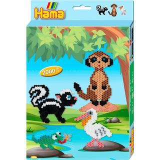 Hama Hanging Box Animals