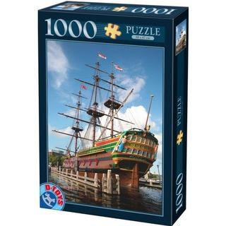 Dtoys Amsterdam Netherlands 1000 Pieces