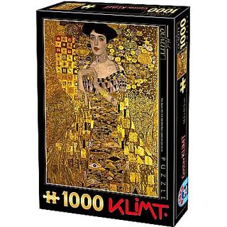Dtoys Klimt Adele Bloch-Bauer I 1000 Pieces