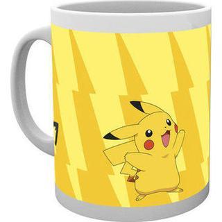 GB Eye Pokemon Pikachu Evolve Cup 30 cl
