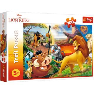 Trefl The Adventures of Simba