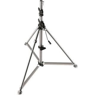 Manfrotto Super Wind Up Stand Silver