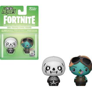 Funko Pint Size! Heroes Fortnite Skull Trooper & Ghoul Trooper