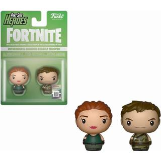 Funko Pint Size! Heroes Fortnite Pathfinder & Highrise Assault Trooper