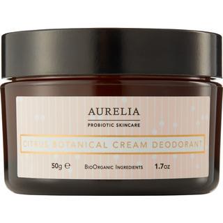 Aurelia Citrus Botanical Deo Cream 50g