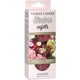 Yankee Candle Fresh Cut Roses Scent Plug Refill 7cm 2-pack Candlestick Accessories