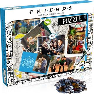 Friends Scrapbook 1000 Pieces