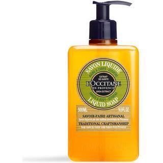 L'OCCITANE Luxury Size Shea Verbena Hands & Body Liquid Soap 500ml