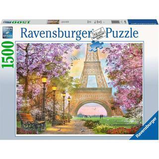 Ravensburger Paris Romance 1500 Pieces