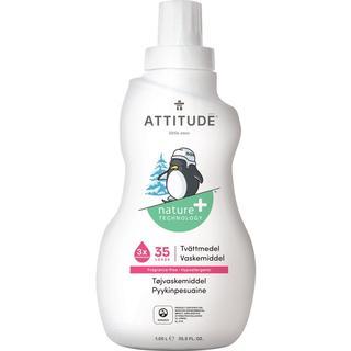 Attitude Unscented Detergent 1050ml