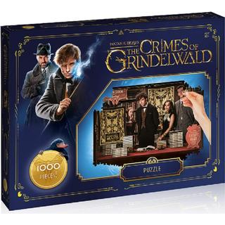 Winning Moves The Crimes of Grindelwald 1000 Pieces