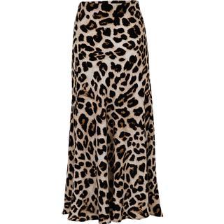 Neo Noir Bovary Skirt - Leopard