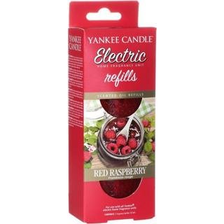 Yankee Candle Red Raspberry Scent Plug Refill 7cm 2-pack Candlestick Accessories