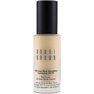 Bobbi Brown Skin Long-Wear Weightless Foundation SPF15 #00 Alabaster