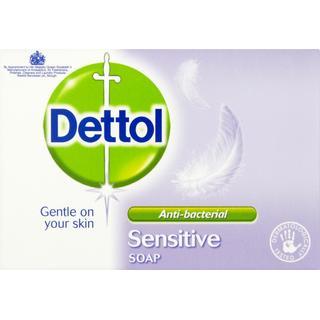 Dettol Antibacterial Sensitive Bar Soap 100g