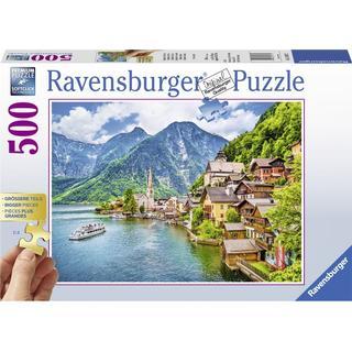 Ravensburger Hallstatt in Austria 500 Pieces