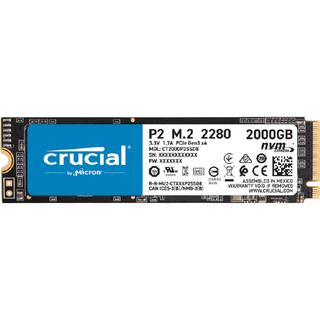 Crucial P2 CT2000P2SSD8 2TB