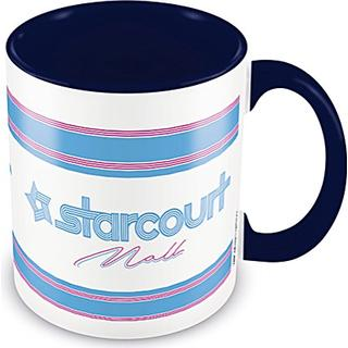 Pyramid International Stranger Things Starcourt Blue Cup 31.5 cl