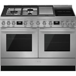 Smeg CPF120IGMPX Stainless Steel