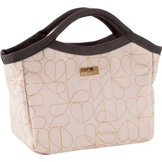 Beau and Elliot Oyster Insulated Lunch Bag - Champagne