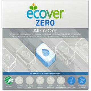 Ecover All In One Zero Dishwasher 25 Tablets
