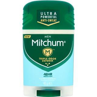 Mitchum Triple Odor Defence Men Clean Control Deo Stick 41g