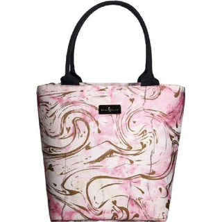 Beau and Elliot Quartz Insulated Lunch Bag - Pink