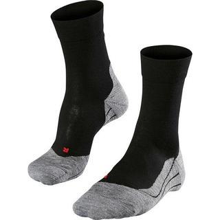 Falke RU4 Medium Thickness Padding Running Socks Men - Black/Mix