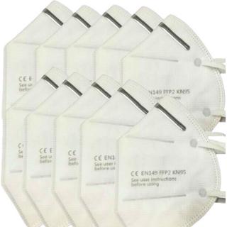 B. Braun Face Mask FFP2 KN95 25-pack