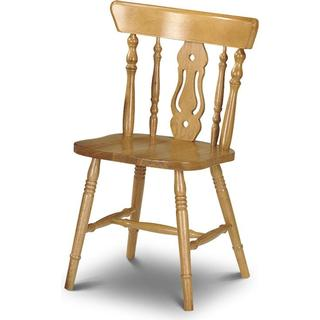 Julian Bowen Yorkshire 86cm 4-pack Kitchen Chair