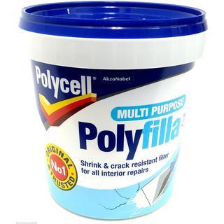 Polycell Multipurpose Polyfilla 1kg 1pcs