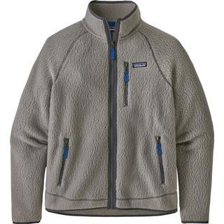 Patagonia Retro Pile Fleece Jacket - Feather Grey