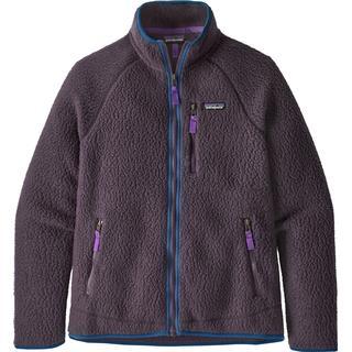 Patagonia Retro Pile Fleece Jacket - Piton Purple