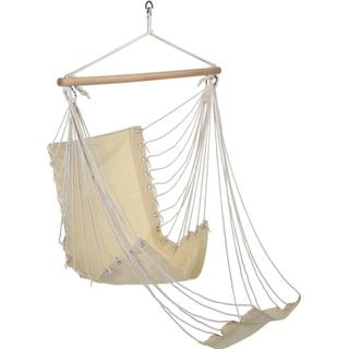 HI Hammock Chair with Footrest Hang Chair
