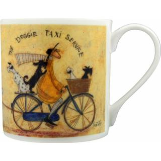Pyramid International Sam Toft The Doggie Taxi Service Cup 31.5 cl