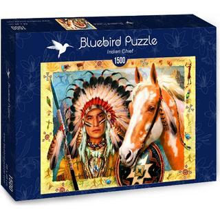 Bluebird Indian Chief 1500 Pieces
