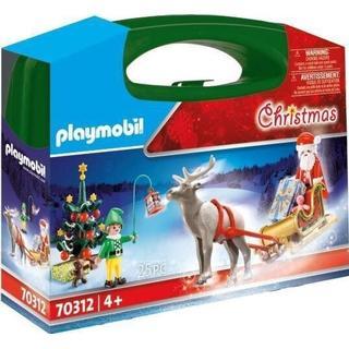 Playmobil Christmas Carry Case 70312