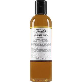 Kiehl's Original Musk Bath & Shower Liquid Body Cleanser 250ml