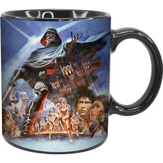 Half Moon Bay Star Wars The Empire Strikes Back Cup 40 cl