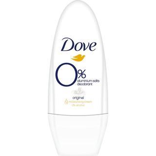 Dove Original 0% Aluminium Original Roll-on 50ml