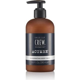 American Crew Acumen Invigorating Body Wash 290ml
