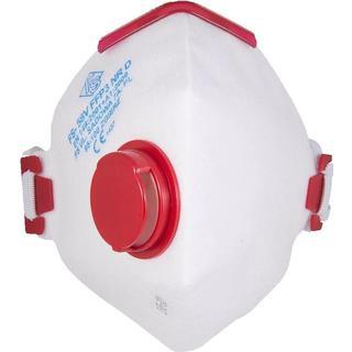 Disposable Half Mask FS-58 V FFP3 NR D 10-pack