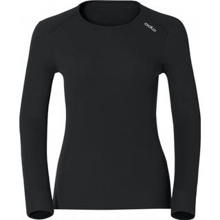 Odlo Active Warm Long-Sleeve Baselayer Top Women - Black